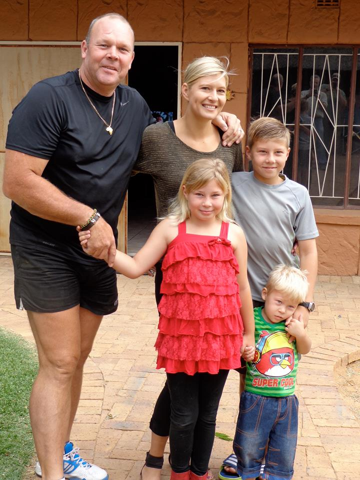 The du Toit Family