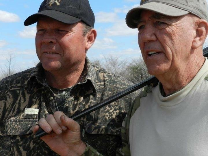 """Gunny, R. Lee Ermy - from """"Hunting with the Judge """""""